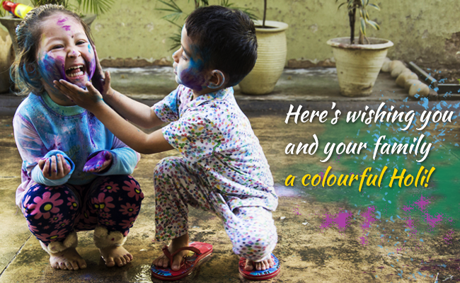 Holi 2018: Wishes, Messages, Images, Quotes, WhatsApp and Facebook Greetings