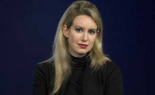 Theranos' Elizabeth Holmes Charged with Fraud