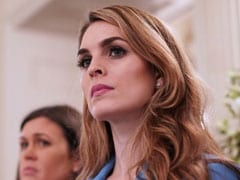Trump Aide Hope Hicks To Resign Amid Personal Tumult And Russia Probe