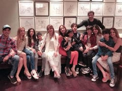 Hrithik Roshan And Sussanne Khan Celebrate Son Hrehaan's Birthday Together. See Family Pic