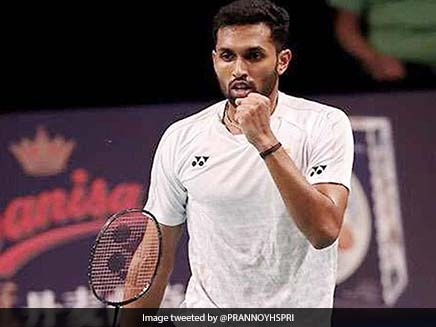 Commonwealth Games 2018: HS Prannoy All Set To Fill One Missing Link In Men