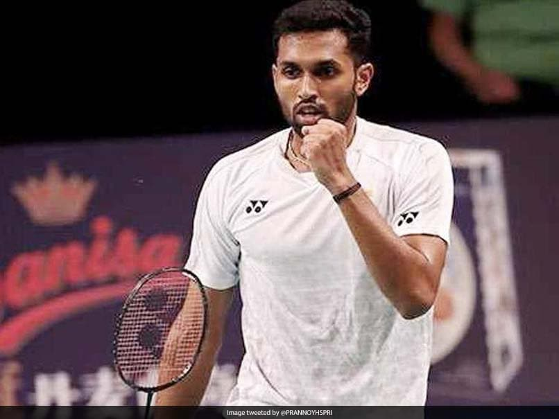 Commonwealth Games 2018: HS Prannoy All Set To Fill One Missing Link In Mens Singles Event