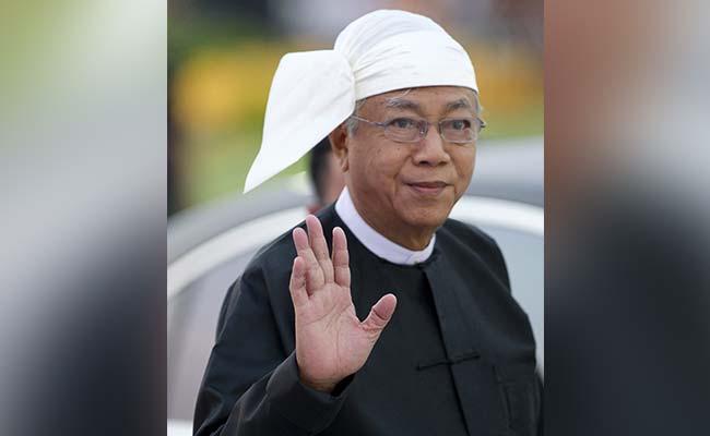 Myanmar President, Suu Kyi's close political ally Htin Kyaw resigns