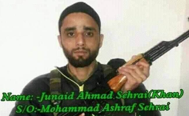 Newly-elected Hurriyat chief's son joins Hizbul