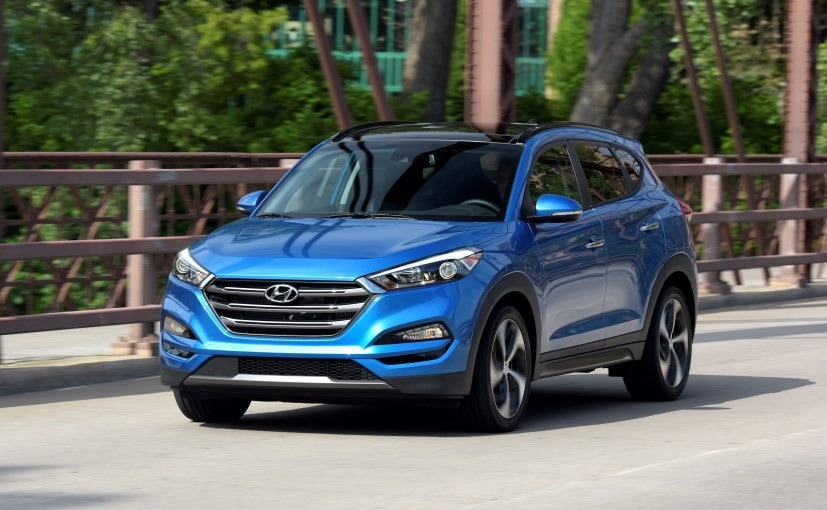 This Hyundai Tucson facelift has likely been designed specifically for the US market