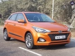 2018 Hyundai i20 CVT Automatic Launched In India; Prices Start At Rs. 7.04 Lakh