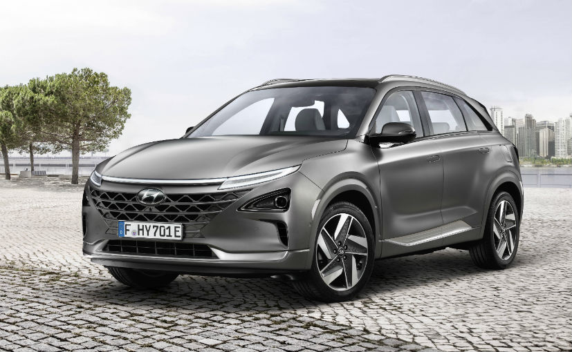 Hyundai Motor starts Nexo fuel cell EV sales in Korea