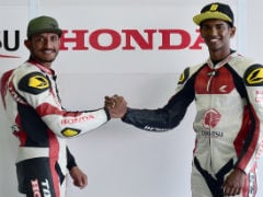 Honda Announces Indian Team For Asia Road Racing Championship