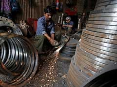Industrial Output Growth Slows To 4.4% In March