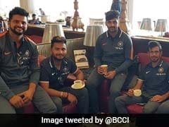 Nidahas Trophy 2018: Rohit Sharma-Led Team India Off To Sri Lanka For Tri-Series. See Pics