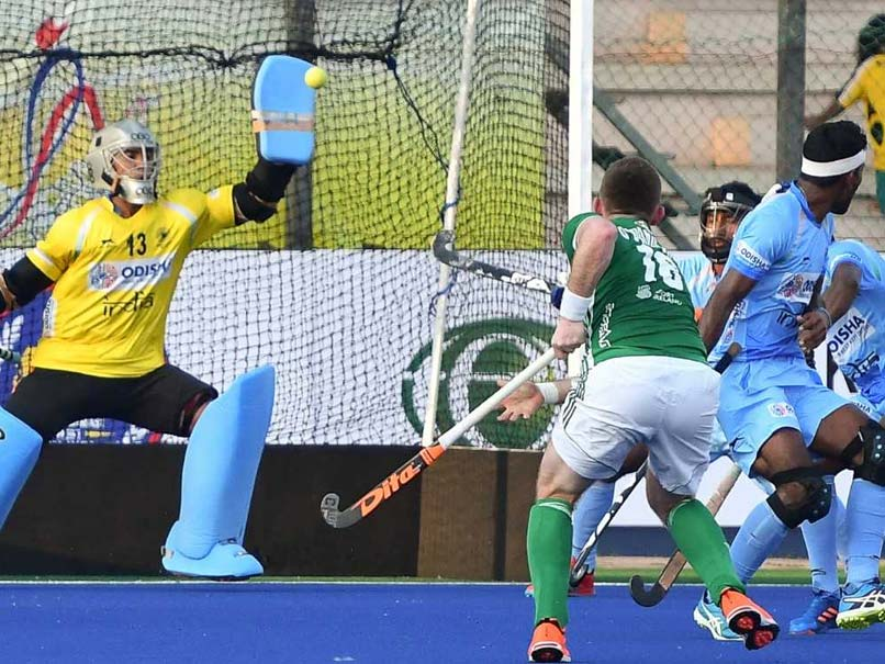 Ireland stun India 3-2 in Azlan Shah Cup hockey