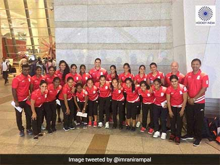 Commonwealth Games 2018: Rani Rampal And Her Girls Hopeful Of A Medal Finish