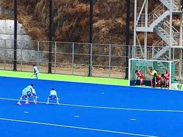 South Korea Womens Hockey Team Edge Past India In Third Match