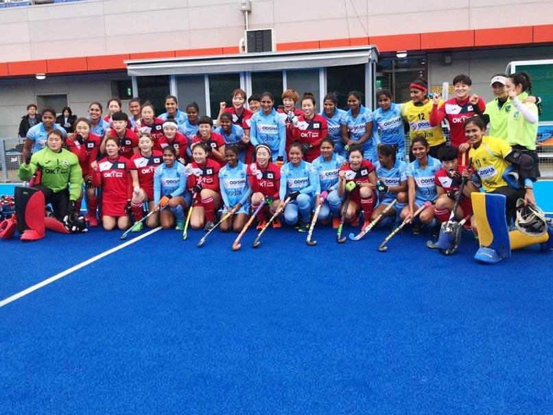 Indian Womens Hockey Team Beat South Korea In 1st Match Of Korea Tour