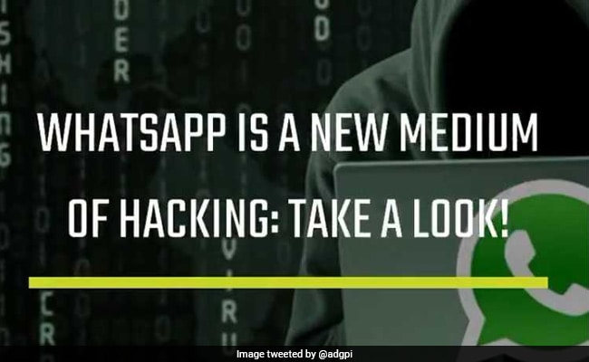 Indian Army warns; Chinese hackers may utilize Whatsapp to target Indian users