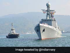 Navy To Procure Auxiliary Ships Worth 1800 Crores Over The Next Few Years