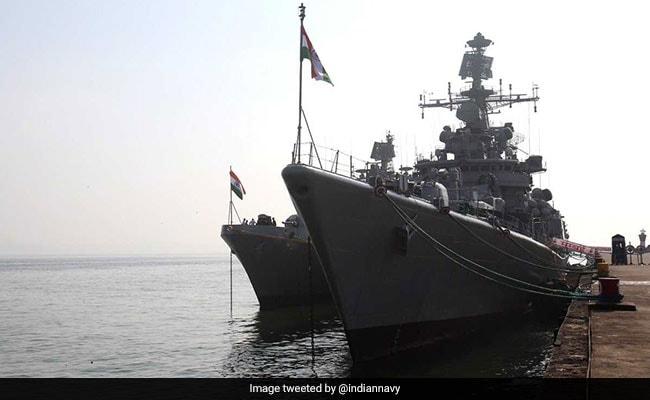 Indo-French Naval Exercise 'Varuna-18' Begins Off Goa Coast