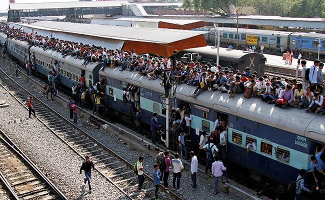 IRCTC opens luxury saloon car for public