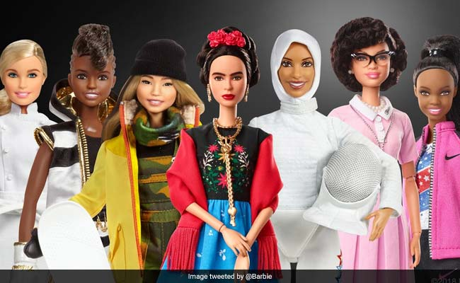 For Women's Day, 17 New Barbies To Honour Modern-Day 'Sheroes'