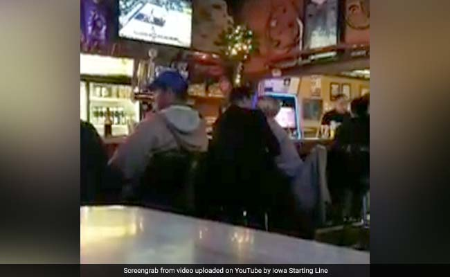 Top US Lawmaker Resigns After He Was Caught on Video Kissing Woman At Bar