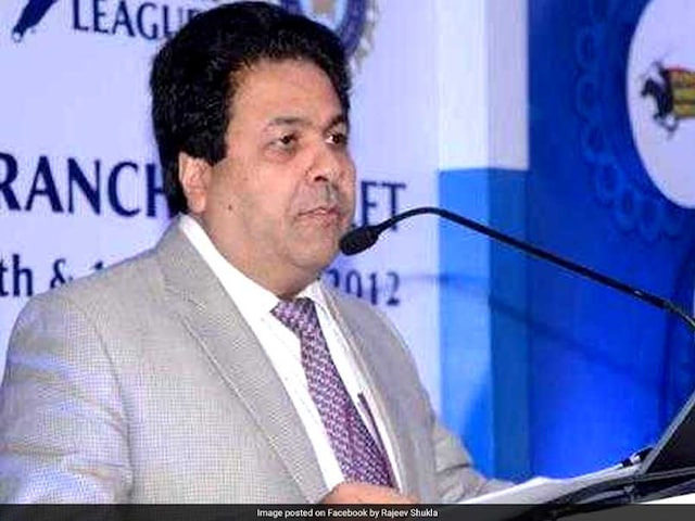 Rajeev Shukla said this thing on indias World Cup 2019 match against Pakistan