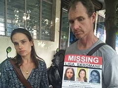 In Kerala, Irish Man In Frantic Search For Wife Missing For 9 Days