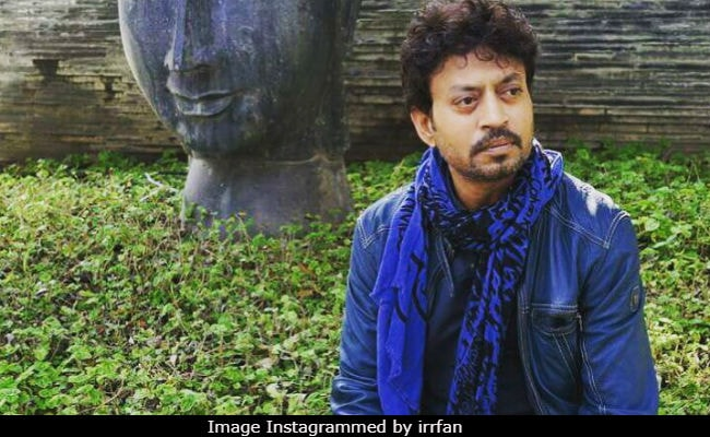 Irrfan Khan Reveals 'Rare Disease' He's Suffering From Is Neuroendocrine Tumour