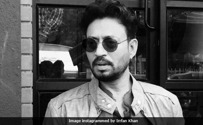 Irrfan Khan, Battling Neuro-Endocrine Tumour, Posts On Instagram From London