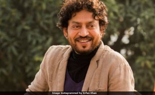 Neuroendocrine Tumour: Irrfan Khan