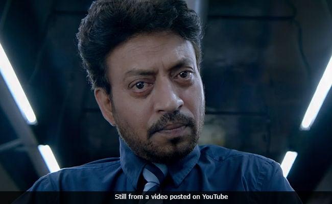 'बदला' लेने के लिए गुस्से में तोड़-फोड़ रहे हैं इरफान खान, देखें VIDEO