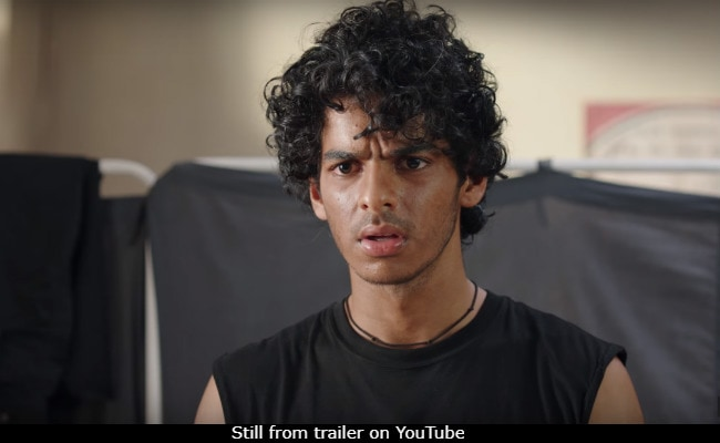 Ishaan Khatter's Beyond The Clouds Trailer Made Shahid Kapoor Tweet This