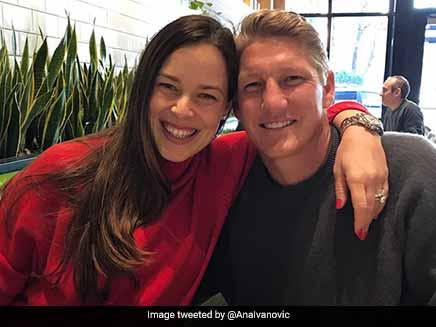 Ana Ivanovic, Bastian Schweinsteiger Announce Birth Of Baby Boy