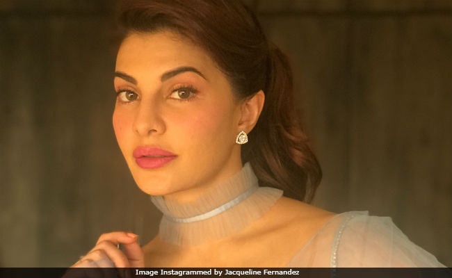 Jacqueline Fernandez 'Can't Wait' For Madhuri Dixit To Watch The Remake Of Ek Do Teen