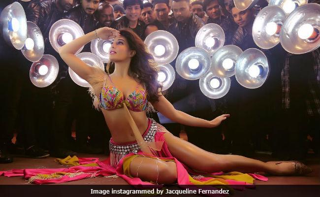 Ek Do Teen First Look: Is Jacqueline Fernandez Madhuri Dixit's True Blue Successor?