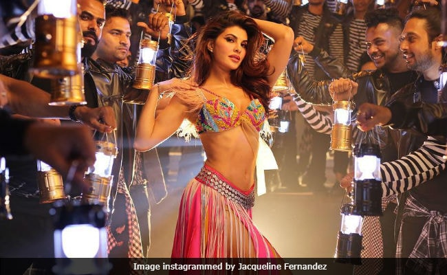 Saroj Khan refuses to comment on Jacqueline's 'Ek do teen' song