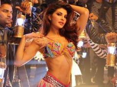 <I>Ek Do Teen</I>, The Jacqueline Fernandez Version. This Girl Is On Fire