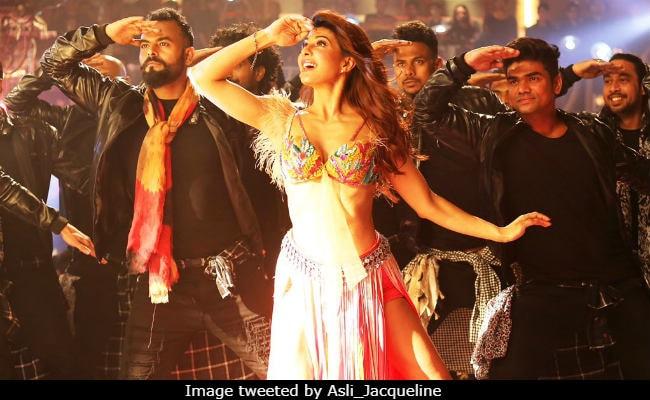 After Salman Khan, Anil Kapoor Gives Jacqueline Fernandez's Ek Do Teen An A For Effort