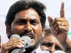 "After Poll Victory, Jagan Reddy Says God Has ""Punished"" Chandrababu Naidu"