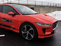 Jaguar I-Pace First Drive Review