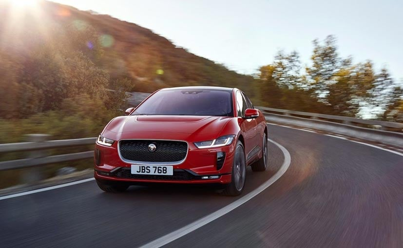 Jaguar I-Pace finally unveiled