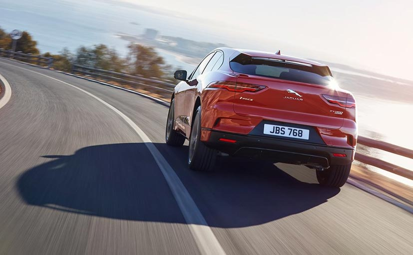 Jaguars all-electric I-Pace SUV promises a 240-mile range