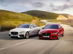 Jaguar Launches XE And XF With Ingenium Petrol Engine In India