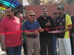 जामिया मिल्लिया इस्लामिया में शुरू हुई  20:20 क्रिकेट प्रतियोगिता