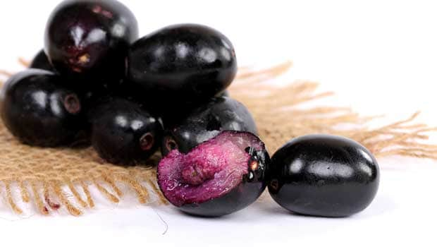 jamun black plum summers