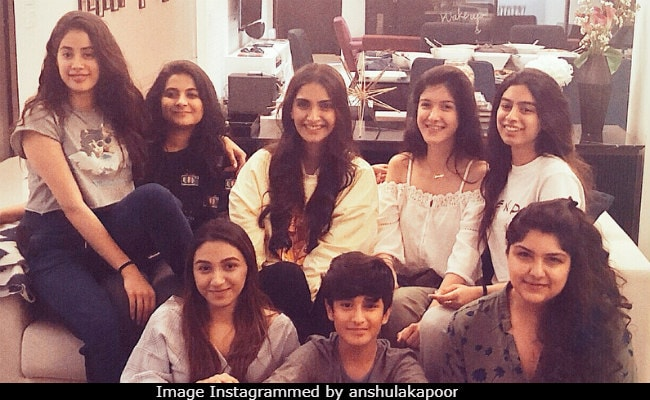 Janhvi Kapoor And Sisters Trolled For Posting Birthday Pics After Sridevi's Death