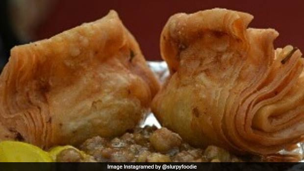 This Crispy Japani Samosa Is Chandni Chowk's Hidden Gem
