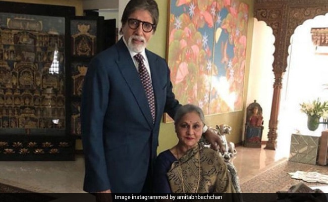 Jaya-Amitabh Bachchan Have Assets Worth Rs 1,000 Crore: Affidavit