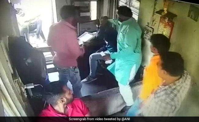 Rajasthan BJP Lawmaker Slaps Toll Booth Worker. Video Goes Viral