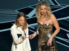 Top 10  Oscar Moments, From Jordan Peele To Jennifer Lawrence On Meryl Streep