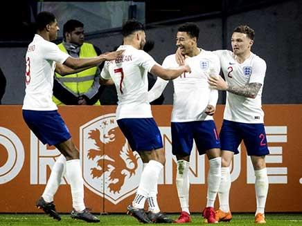 Jesse Lingard Strike Sees New-Look England Enjoy Dutch Friendly Success